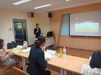 Congratulations to Miss Atchayong Tri Samut, Master of Arts Program Performing Arts Program